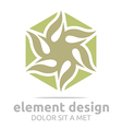element design symbol icon vector image