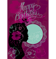 princess birthday 380 vector image