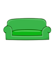 sofa vector image
