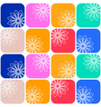 Floral pattern seamless vector image