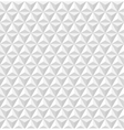 Seamless subtle geometrical abstract pattern vector image