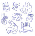 collection vector image