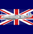 battle of britain vector image