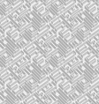 Labyrinth background vector image