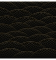 Background from gold hills vector image