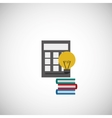 office design supply icon Isolated vector image