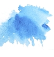 spot watercolor vector image vector image