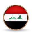 Iraq Seal vector image