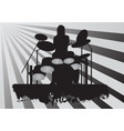drummer vector image