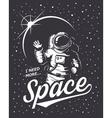 T-shirt design print vector image