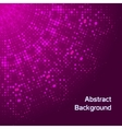 Doted abstract background vector image