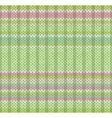Seamless Pattern Knit Texture vector image vector image