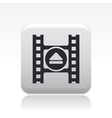 video icon graphic vector image vector image