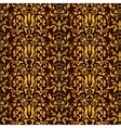 Barocco Seamless Pattern vector image vector image