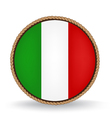 Italy Seal vector image