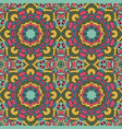 traditional seamless ornament oriental pattern vector image