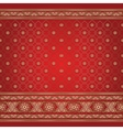 Indian background pattern vector image