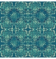 Seamless abstract floral pattern 8 vector image vector image