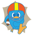 Competition Bird vector image