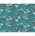Fish Koi 12 vector image
