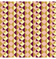 Abstract geometric shape pattern vector image