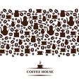 coffee horizontal vector image