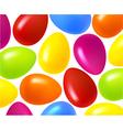 Festive Easter background vector image