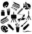 doodle art vector image
