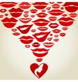 Lips7 vector image vector image