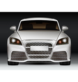Luxury Sports Car vector image vector image