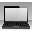 laptop vector image vector image