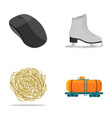 technology travel and other web icon in cartoon vector image