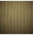 Wooden plank board background vector image