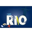 rio 2016 games eps 10 Sport vector image