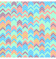 seamless pattern of geometric figures abstract vector image