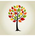 Tree wood2 vector image vector image