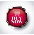 buy online button design vector image