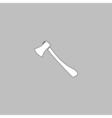 Axe computer symbol vector image