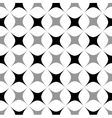 The pattern of gray and black stylized squares vector image