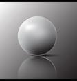 Light and Shadow Ball Circle vector image