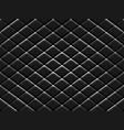 black metal pattern texture background vector image