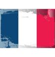 France national flag vector image vector image