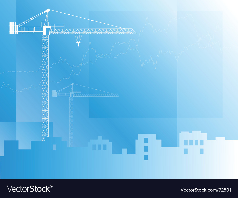 Building background vector