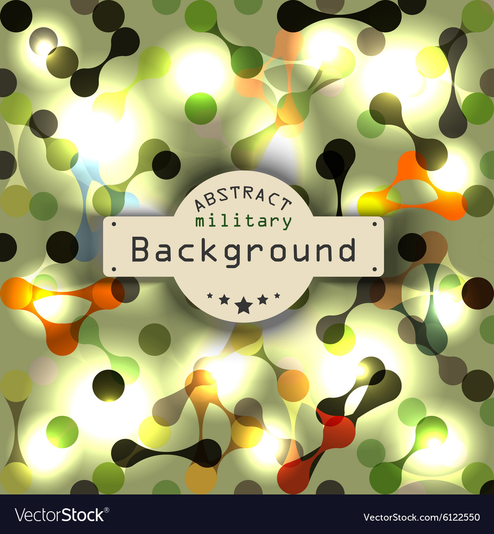 Abstract vignette dna science of background vector
