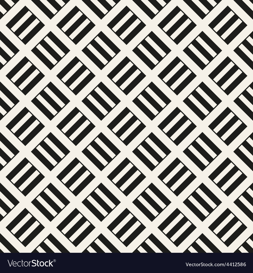 Universal different seamless pattern vector