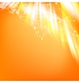 Abstract smooth background vector image