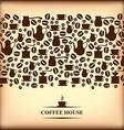 coffee horizontal blur vector image