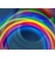 blurred circles vector image vector image