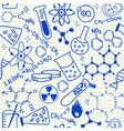 science drawings vector image