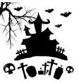 hallowen vector image